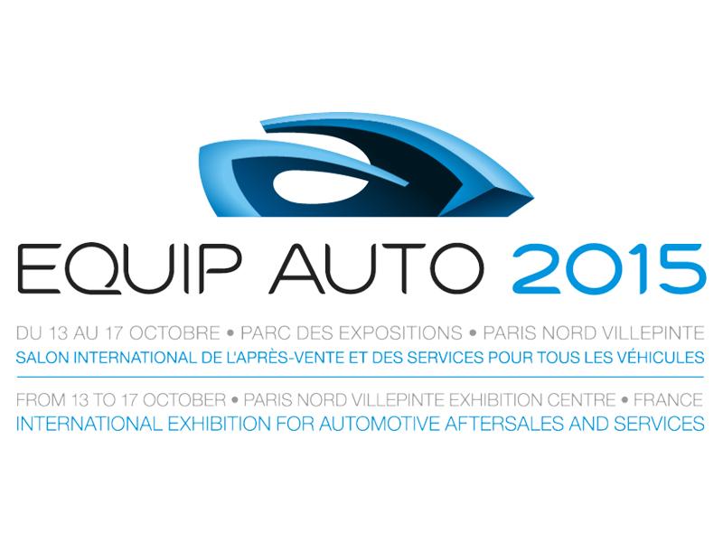 Klas Parts is in Equip Auto Paris Fair